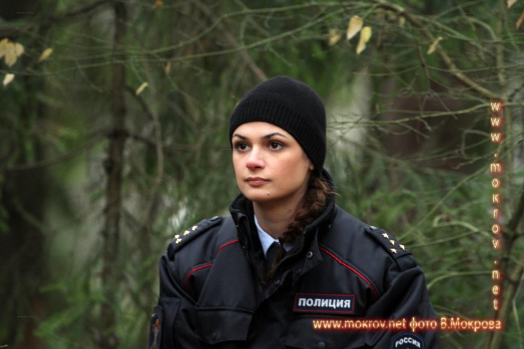 Актриса - Сандра Элиава. «Пятницкий. Глава третья».