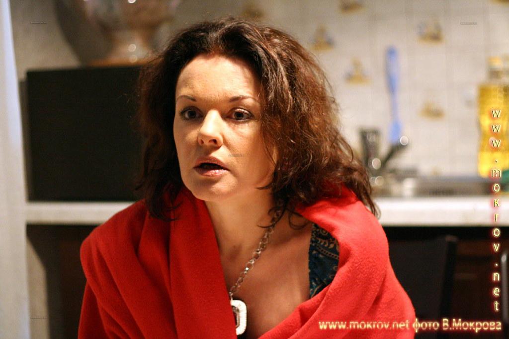 Актриса Ксения Хаирова - Ольга. В телесериале «Страна 03».