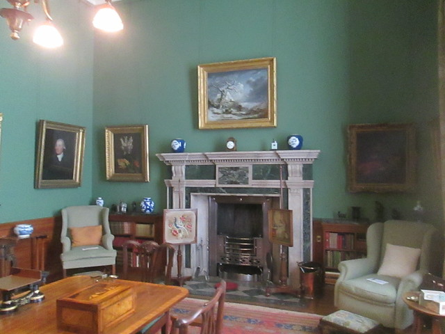 Hill of Tarvit House drawing room