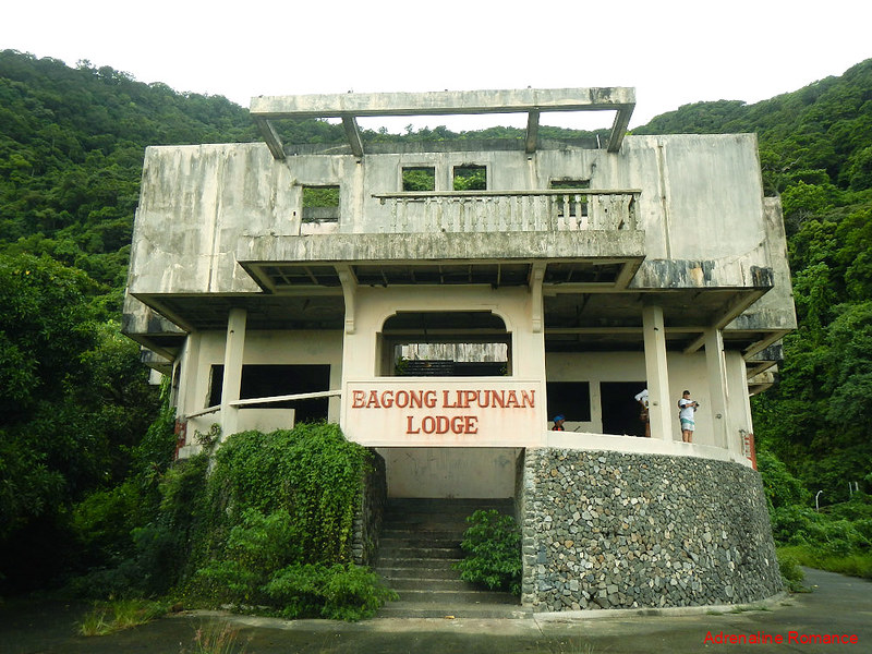 Ruins of the Bagong Lipunan Lodge