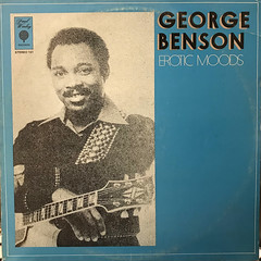 GEORGE BENSON:EROTIC MOODS(JACKET A)