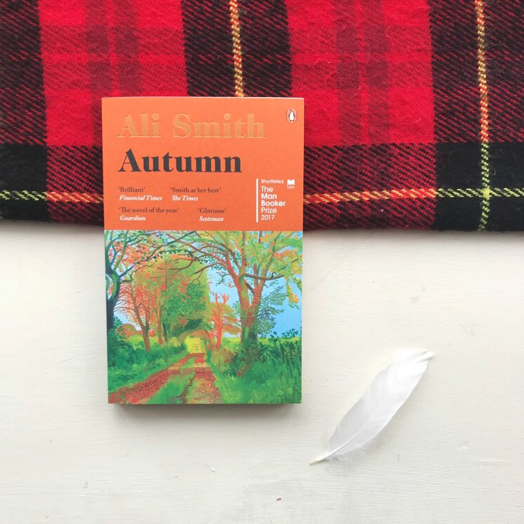autumn ali smith vivatramp book bloggers in the uk