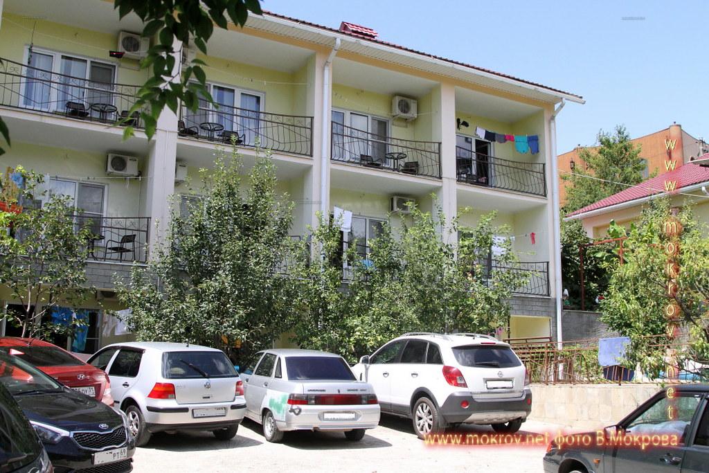 Город Архипо-Осиповка гостиница Архос