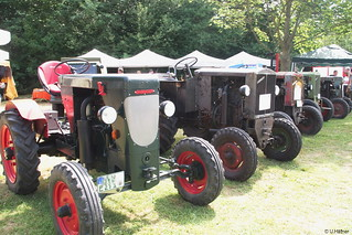 1948-54 Ensinger Traktor