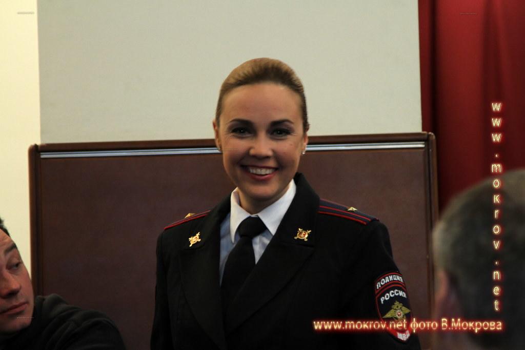 Актриса Анна Липко.