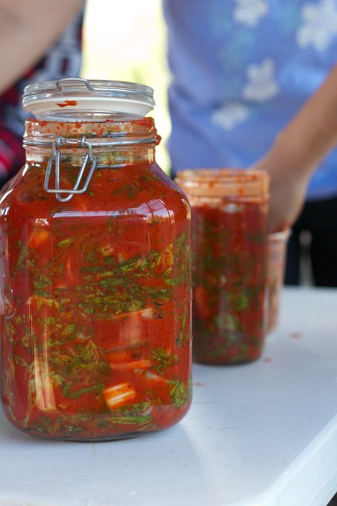 ʻĀina-to-ʻŌpū Workshop: Kimchi