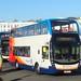 Stagecoach 15323 YN67YKG Paignton seafront 8 November 2017