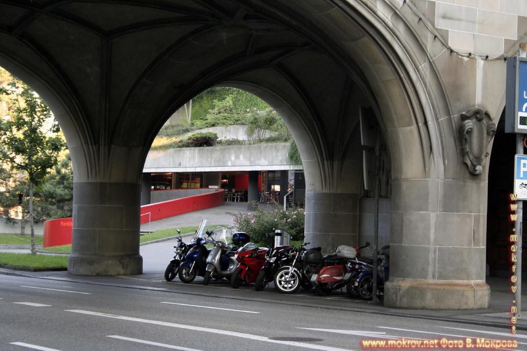 Город Цюрих - Швейцария В этом альбоме фотоработы