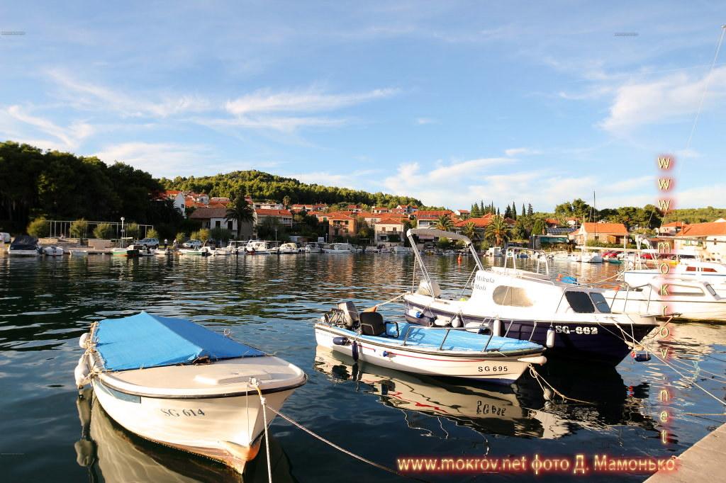 Хвар — остров в Адриатическом море, в южной части Хорватии активный отдых с фотокамерой