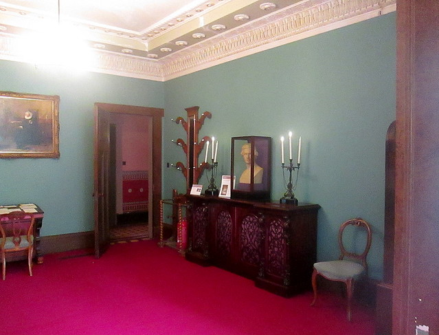 Drawing room , Holmwood, Glasgow