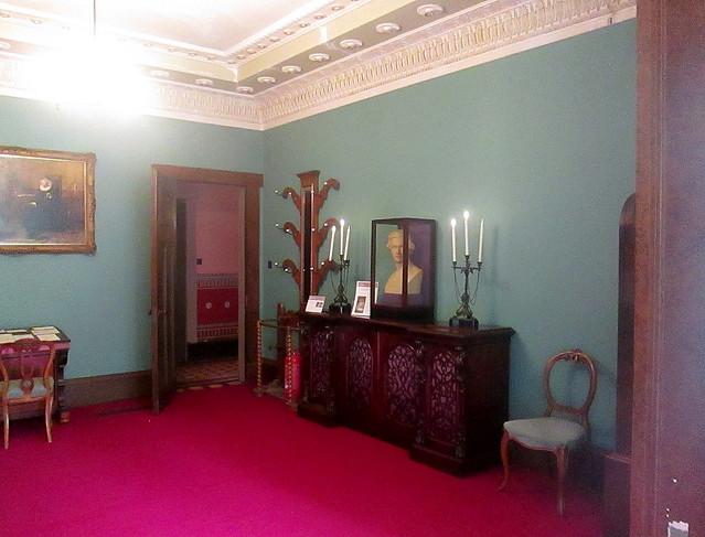 Drawing room , Holmwood, Glasgow