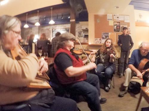 Irish Jam Session at Honey Moon Mead-004