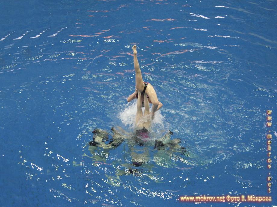 Сборная команда России по синхронному плаванию и фотопейзажи