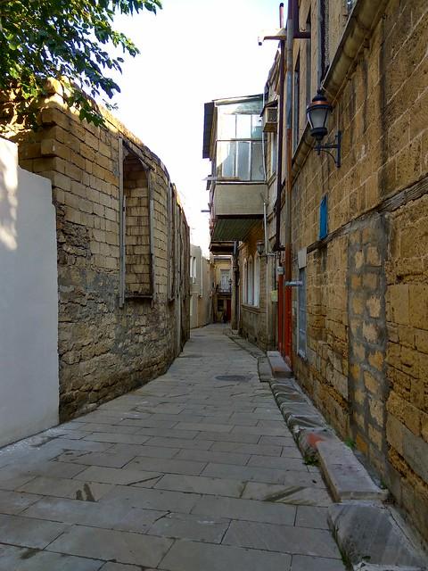 Баку. Старый город.