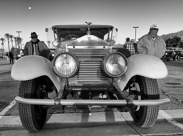 Irwindale in Black and White