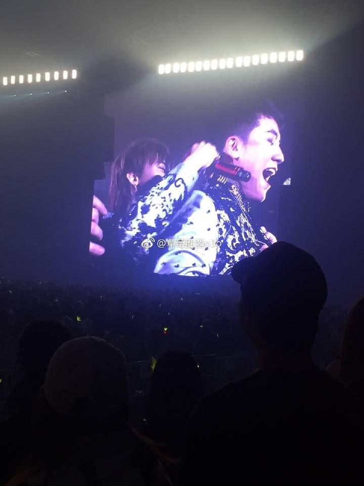 BIGBANG via pandariko - 2017-11-23 (details see below)