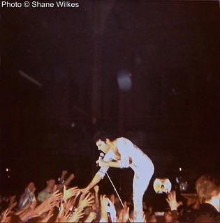 Queen live @ Alexandra Palace, London - 1979