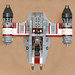 Onith-Wing Starfighter by ted @ndes