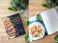 Baked Vegetable Pakoras