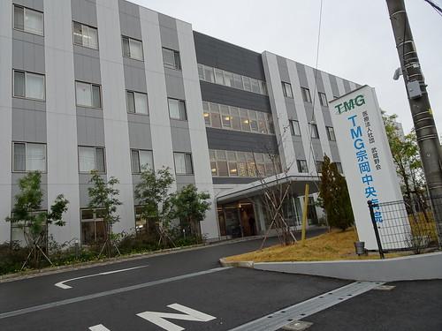 志木市にあるTMG宗岡中央病院