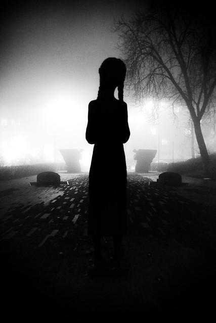 The Girl. Daughter-Ukraine.