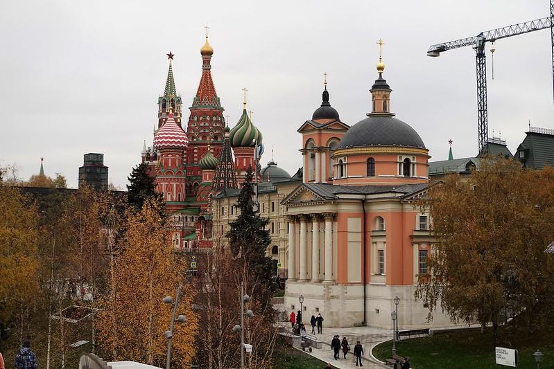 Kremlin is near