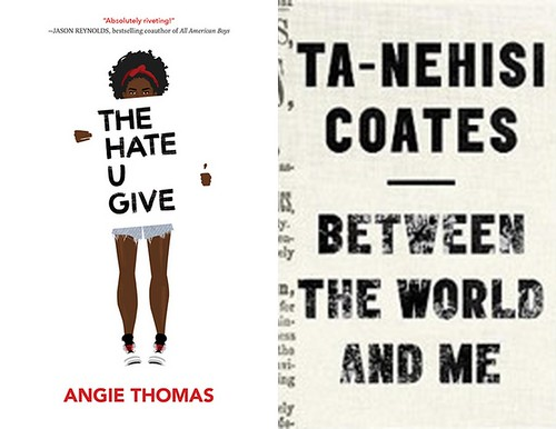 the hate u give +between the world and me