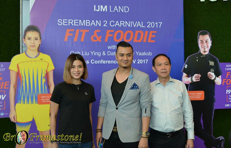 IJM Land Fit & Foodie Carnival 2017 at Seremban 2