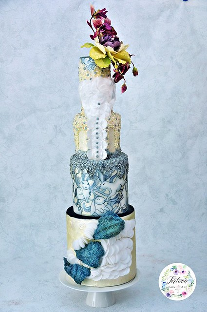 Cake by Tortova