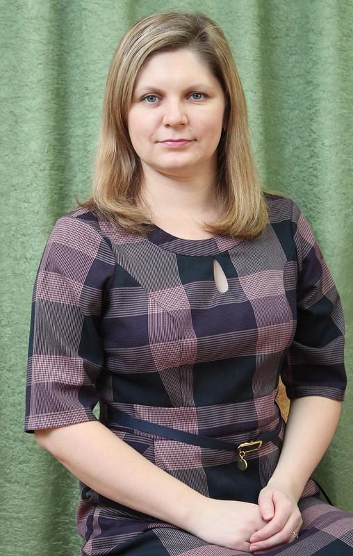 Ольга Евгеньевна Захарова