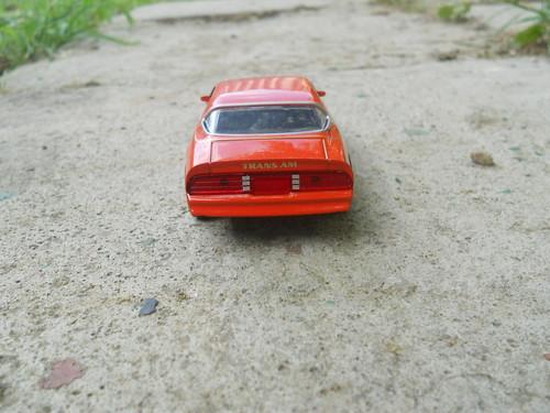 Pontiac Firebird Trans AM (1970) - Motor Max4