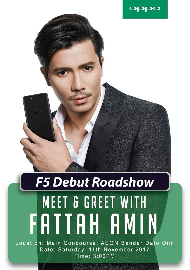 Fattah Debut Roadshow F5