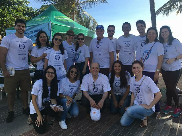 Dia Mundial do Diabetes - Regional SBEM-PB
