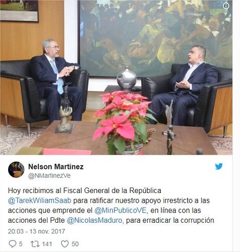 Detienen a 42 personas por corrupción en industria petrolera de Venezuela