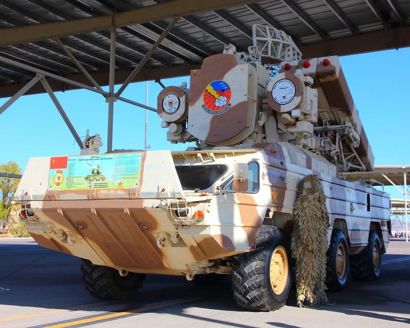 IMG_9854 SA-8 Gecko, Nellis AFB