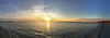 Gravesend Bay Sunset Pano by rbs10025