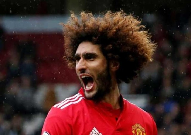 Manchester United Lepas Marouane Fellaini Secara Gratis