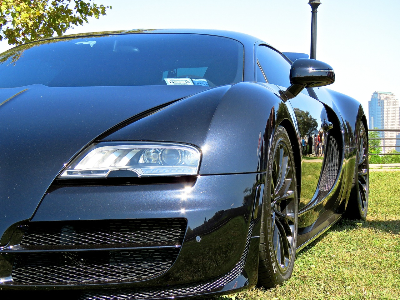 Bugatti Veyron Driven By Purpose 6