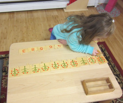 apple tree number puzzle