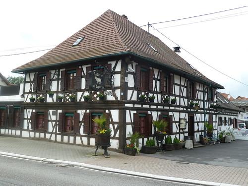 Fachwerk in Roppenheim