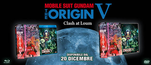 Mobile Suit Gundam The Origini V: Clash At Loum