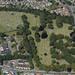 Lowestoft Cemetery - Suffolk UK aerial
