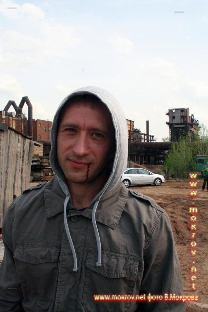 Юрий Пономаренко - Юра в телесериале «Карпов».