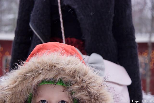 Kuvaaminen lapsen kanssa bloggaaja reiman haalari