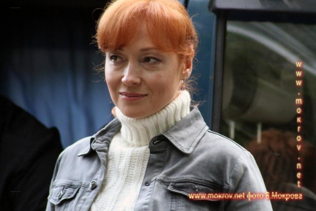 Виктория Тарасова - Ирина Зимина в телесериале «Карпов».