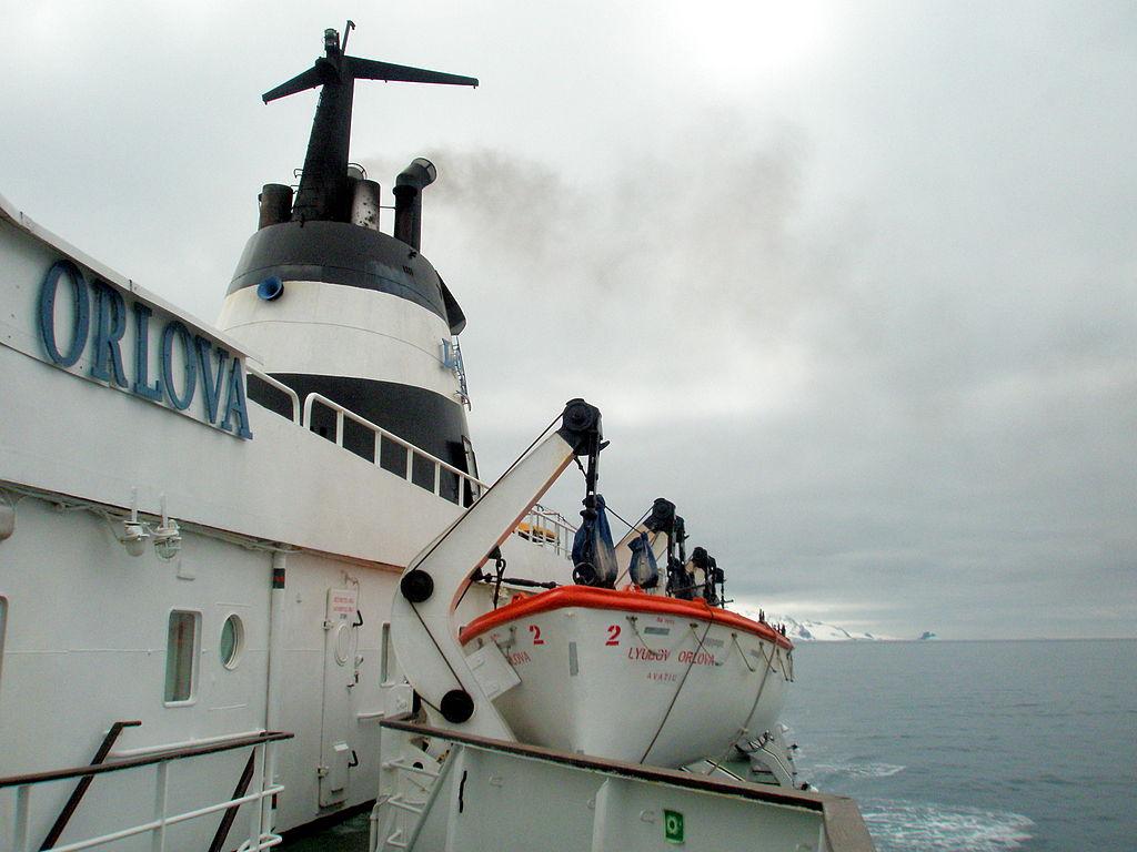Корабель-привид знайдено. Чи була «Любов Орлова» в полоні у наркомафії?