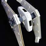 Star Wars Besh-Wing LEGO model