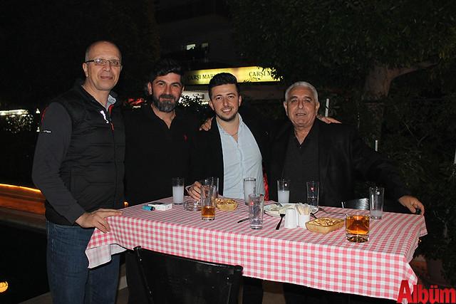 Tamer Kaya, Ahmet Durmuş, Emre Kaçı, Ali Demir
