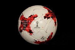 KRASAVA FIFA CONFEDERATIONS CUP RUSSIA 2017 FINAL ADIDAS MATCH BALL, GERMANY VS CHILE 03