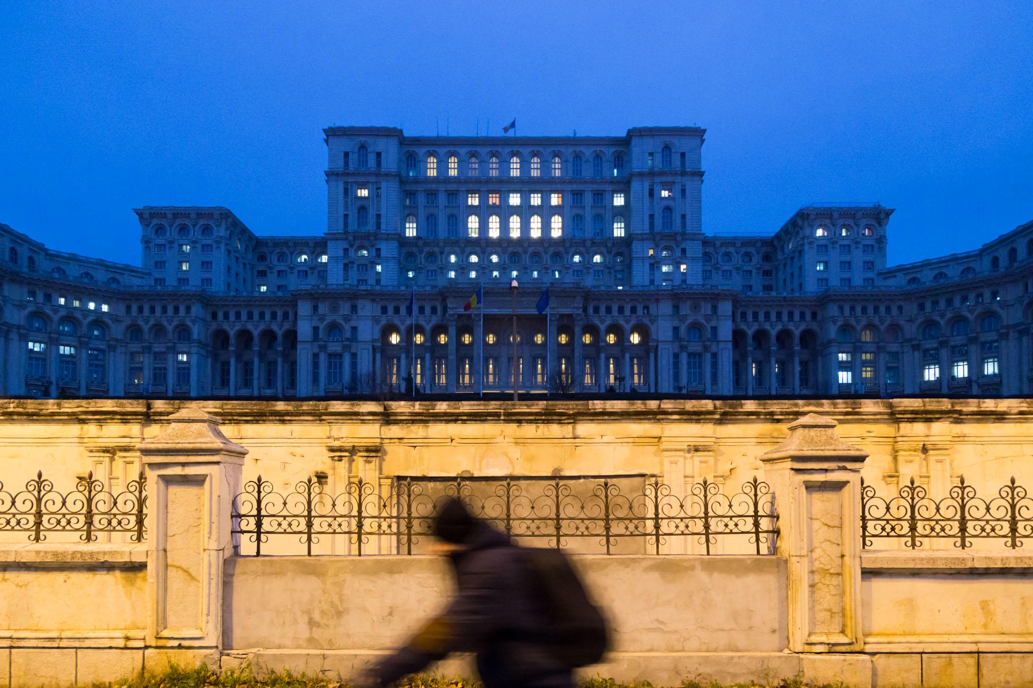 Palatul Parlamentului, București